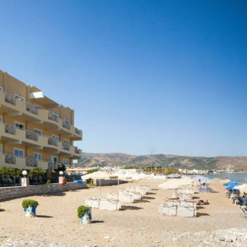 Sunny Bay | Beach Hotel in Kissamos, Chania, Crete